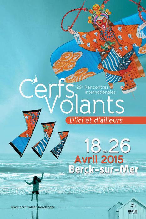 29th International international kite festival 18 to 26 April 2015 -  Berck-sur-Mer | France Festivals | Scoop.it