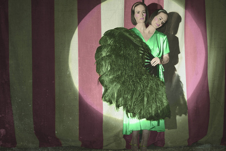 Why American Horror Story: Freak Show Includes a David Bowie Song | B-B-B-Bowie | Scoop.it