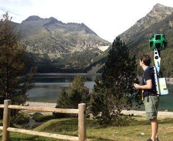 Les randos de Midi-Pyrénées sur Google Street View | Vallée d'Aure - Pyrénées | Scoop.it