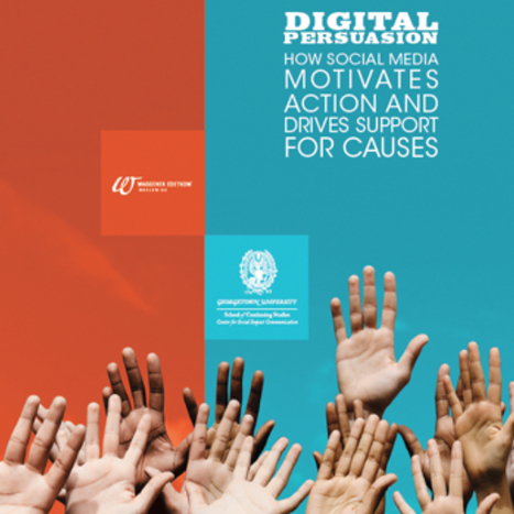 Does Social Media Really Motivate Supporters? New Report | Social Media & Nonprofits | Scoop.it
