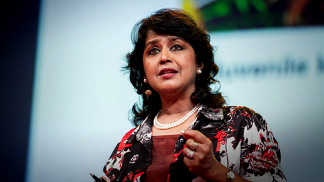 Africa Celebrates Renowned Scientist Ameenah Gurib-Fakim as Mauritius' First Female President | Share Some Love Today | Scoop.it