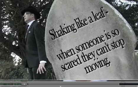 Learning English - The Teacher - Halloween: idioms of fear   British life and culture   Scoop.it