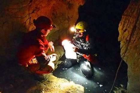 Pennsylvania State University studied the Frasassi Caves and here the discoveries | Le Marche another Italy | Scoop.it