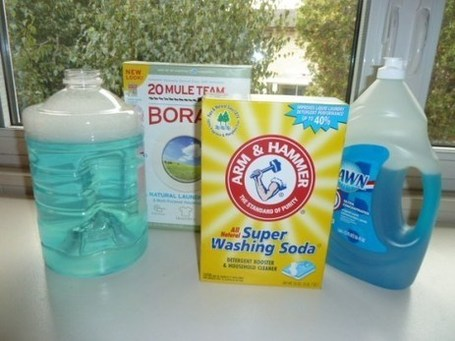 A Little Update On My Favorite Laundry Detergent - Mary Hunt's Everyday Cheapskate | Homemaking | Scoop.it