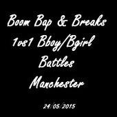 Boom Bap & Breaks 1vs1 Breakin' Battles at Kraak Gallery   The Mancunian Way   Scoop.it