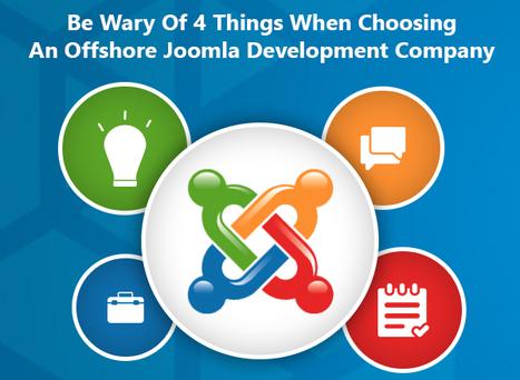 Be Wary Of 4 Things When Choosing An Offshore Joomla Development Company   Digital Marketing   Scoop.it