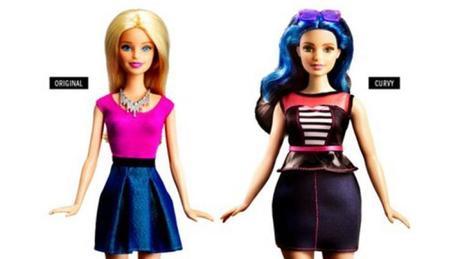 Barbie prend (enfin) des formes | Image Corporelle et Nutrition | Scoop.it