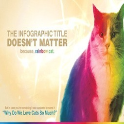 Why Does the Internet Love Cats So Much? [INFOGRAPHIC]   Social Media Today   Internet Marketing Times   Scoop.it