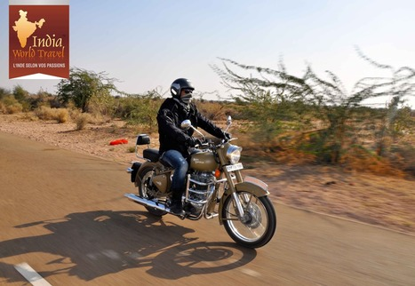 Circuits moto en Inde | Voyage aventure en Inde | Scoop.it