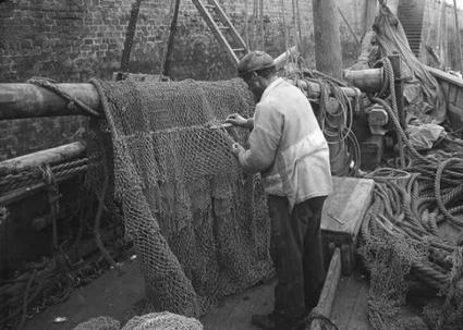 Métiers de la mer, métiers d'hier | Rhit Genealogie | Scoop.it