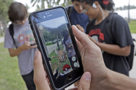 The dangers of Pokémon Go: Kids' brains are vulnerable to virtual and augmented reality | COMPUTATIONAL THINKING and CYBERLEARNING | Scoop.it