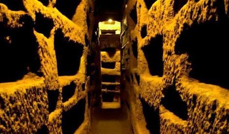 Catacumbas de Roma: La impresionante ciudad de los muertos | LVDVS CHIRONIS 3.0 | Scoop.it