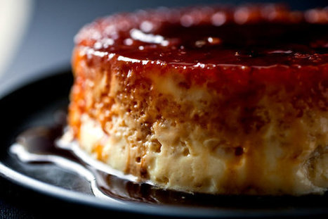 Caramel Rice Flan Recipe - NYT Cooking   ♨ Family & Food ♨   Scoop.it