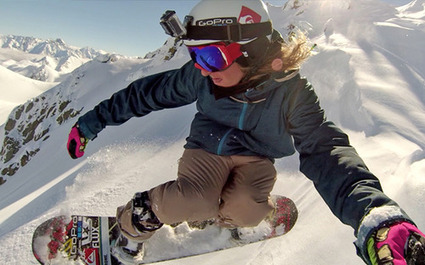 GoPro : la caméra de tous les extrêmes | FuturInProgress | Scoop.it