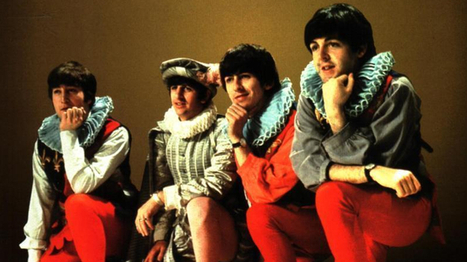 Video: Beatles Midsummer Night's Dream Spoof | Kaley's Midsummer Night's Dream | Scoop.it