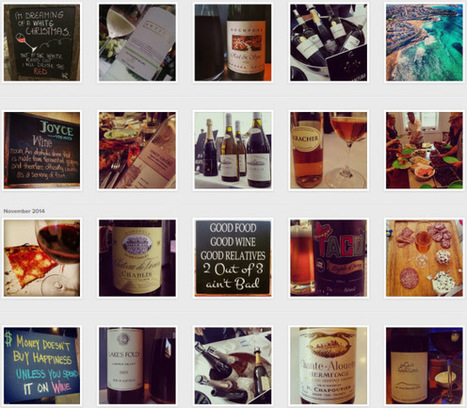 The wonderful world of social media #wine @winewankers   Quirky wine & spirit articles from VINGLISH   Scoop.it