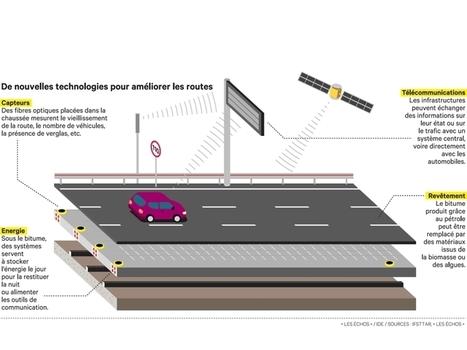 A quoi ressembleront nos routes demain, Industrie-Services | INFORMATIQUE 2015 | Scoop.it