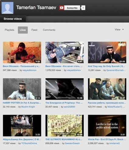 Boston jihad bomber's YouTube page features videos by Sheikh Feiz Mohammed, who called on Muslims to kill enemies of Islam | English Teaching Language | Scoop.it