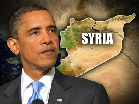 Obama's War On Syria: Tragedy And High Crime | Islamism | Scoop.it