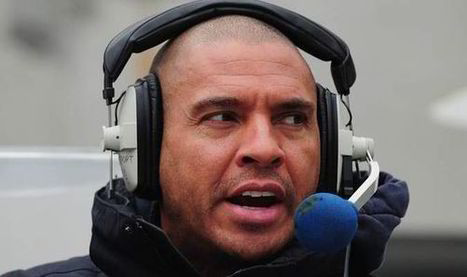 Racist Stan Collymore 'dropped' as pundit from Match of The Day   Race & Crime UK   Scoop.it