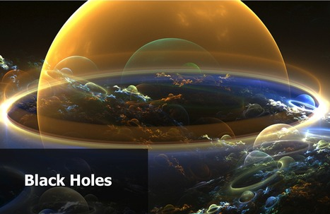 Rethinking the origins of the universe: Can black holes really develop?   Amazing Science   Scoop.it
