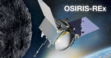 CSA overview of the OSIRIS-REx asteroid sample-return mission | More Commercial Space News | Scoop.it