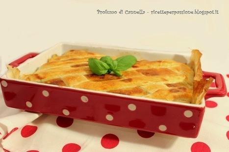 Profumo di cannella: Torta rustica di fine stagione - super facile, super veloce, super buona   Ricette e preparazioni spiegate passo passo   Scoop.it