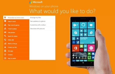 Nokia propose de tester Windows Phone en ligne avec un émulateur | Time to Learn | Scoop.it