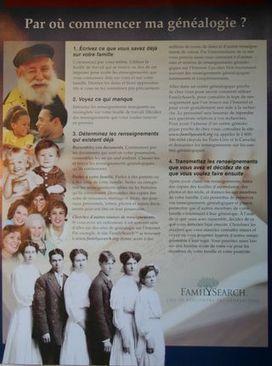 The French Genealogy Blog: XXIIe Congrès national de Généalogie - French Genealogy Is About To Take Off | Auprès de nos Racines - Généalogie | Scoop.it