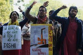 Inde. Un soulèvement étudiant enflamme les universités | Résistances | Scoop.it
