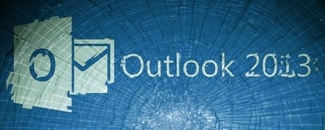 Outlook : Modifier la liste des types de pièces jointes bloqués | On dit quoi ? | Scoop.it