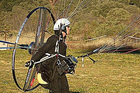 Et si vous pilotiez un paramoteur électrique en 2014 ? | Le marcheur de l'air. Paramotoriste | Scoop.it