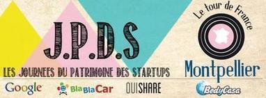 Les Journées du patrimoine des startups - Meetup Montpellier | Startups Innovantes en Languedoc-Roussillon | Scoop.it
