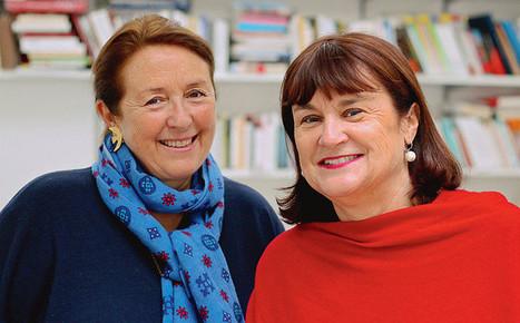 À la tête de l'hebdomadaire «Réforme», deux «protestantes par choix» | Leadership au Féminin à développer et soutenir! | Scoop.it