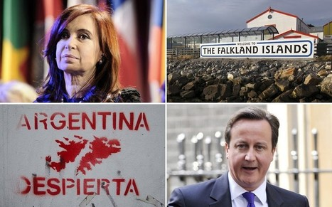David Cameron: we would fight a Falklands invasion - Telegraph | International Court of Justice | Scoop.it