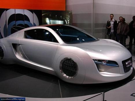 Cars and future technology involved | Future Technology | Glimpse into the Future | Scoop.it