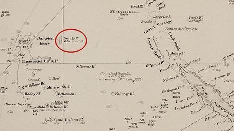 El origen de la isla fantasma del Pacífico Sur | Geografia mundial | Scoop.it