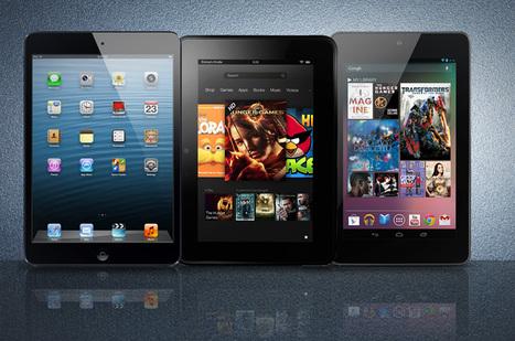 iPad mini vs Kindle Fire HD vs Nexus 7: Spec Showdown | Digital Trends | Temporary holding topic | Scoop.it