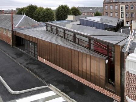 École Á Énergie Positive / Gemaile RECHAK Architecte   Développement durable dans le bâtiment   Scoop.it