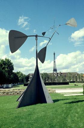 UNESCO spiral by Alexander Calder | Art Installations, Sculpture, Contemporary Art | Scoop.it