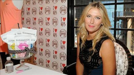 Tennis Star Maria Sharapova on Her Personal Brand - Wall Street Journal | Tennis | Scoop.it