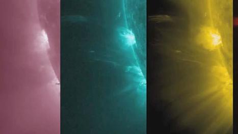 Haarscharf an unserem Planeten vorbei: Aufnahmen zeigen: Dieser ... - FOCUS Online | Astronomie | Scoop.it