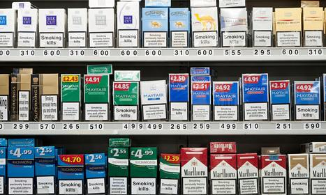 England to introduce plain packaging for cigarettes | Health Issues | Scoop.it