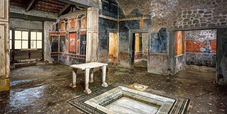 Pompeya, la casa de Marco Lucrecio Frontón | LVDVS CHIRONIS 3.0 | Scoop.it