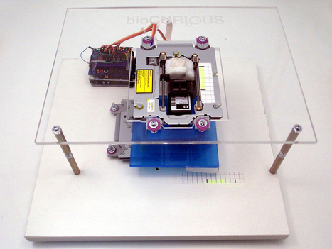 MAKE | How-To: DIY Bioprinter | Additive Manufacturing News | Scoop.it