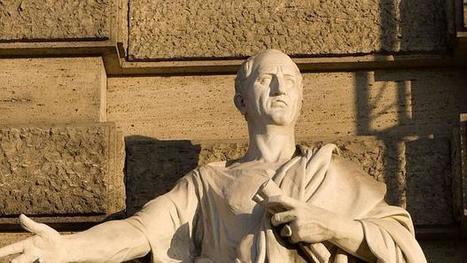 Cicerón, modelo humano y literario | Literatura latina | Scoop.it