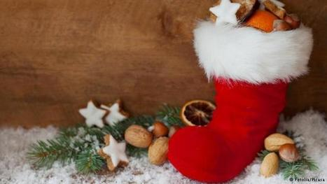 Why St. Nicholas puts candy in boots and stole our hearts | Culture | DW.COM | 04.12.2015 | Angelika's German Magazine | Scoop.it