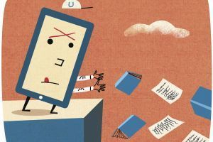 In the 21st-Century University, Let's Ban (Paper) Books | Learning Technology News | Scoop.it