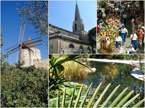 Un jour un village, Graveson... à la rencontre des paysages d'Auguste Chabaud. | Tourisme en Provence Pays d'Arles | Scoop.it