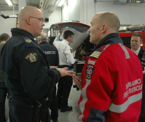 City emergency program tested - Nanaimo Daily News | Vancouver Island | Scoop.it